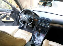 BMW 530 in Tripoli