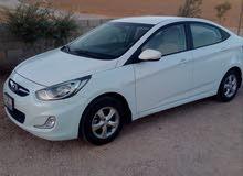 Gasoline Fuel/Power   Hyundai Accent 2014