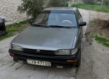 Grey Toyota Corolla 1991 for sale