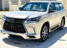 Used condition Lexus LX 570 2018 with 0 km mileage