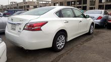 Nissan Altima 2016 For Rent - White color