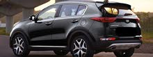 كيا سبورتاج 2020 للايجار بالسائق او بدون سائق