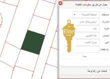 قطعه ارض للبيع في الاردن - عمان - خلدا بمساحه 649م