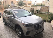 For sale 2017 Grey Santa Fe