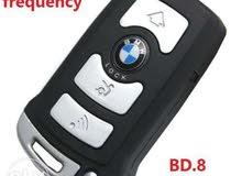 BMW  remote ريموت