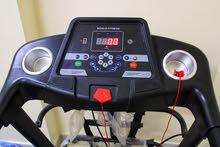 جهاز مشي كهربائي world fitness و جهاز كروس رياضي