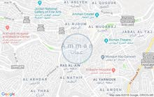 2nd Circle neighborhood Amman city - 150 sqm apartment for rent