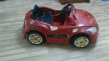 سياره اطفال بمحركين وسرعتين