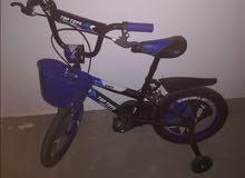 دراجه هوائية جديده