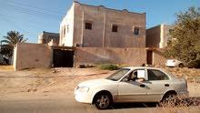 منزل من دورين على طريق فرعي معبد تاجوراء أبي الأشهر بجوار مسجد بلال بن رباح