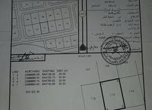 للبيع ارض في مدينة النهضة 14/1