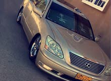 Lexus LS car for sale 2004 in Al Masn'a city