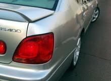 Gasoline Fuel/Power   Lexus GS 2002
