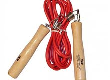 حبل قفز جوركس خشب JD6068 للياقة البدنية