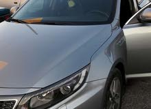 For a Day rental period, reserve a Kia Optima 2016