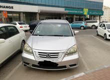 Honda odessy 2010 no accident, original paint, all option, for sale in Dubai Al Qusais 1