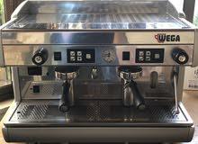 ماكينة اسبرسو قهوة ايطالي باريستا مكفولة