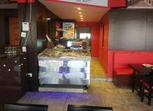 seafood restaurant in very good location in oud metha running business