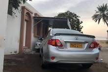 Gasoline Fuel/Power   Toyota Corolla 2009