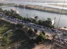 شقه لقطه بانوراما علي كورنيش النيل