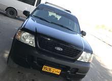 Gasoline Fuel/Power   Ford Explorer 2005