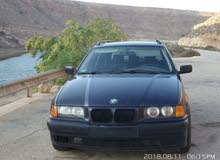 Used condition BMW 320 1998 with +200,000 km mileage