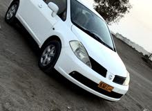 Nissan Tiida car for sale 2008 in Muscat city