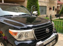 Gasoline Fuel/Power   Toyota Land Cruiser 2013