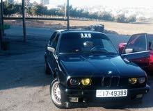 بي ام بوز نمر للبيع او للبدل BMW e30