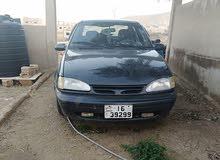 Black Daewoo Racer 1994 for sale