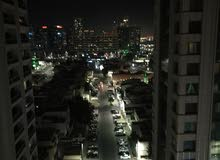 ابوظبي - شارع خالد بن الوليد تقاطع شارع حمدان