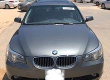BMW 550 made in 2008 for sale