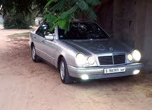+200,000 km Mercedes Benz E 240 1998 for sale