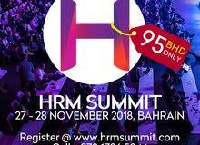 HRM Summit in Bahrain