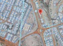 للبيع ارض سكني تجاري  في بوشر الانصب بجانب بنك مسقط