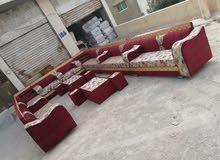جلسات خليجيه 12 مقعد + طاوله