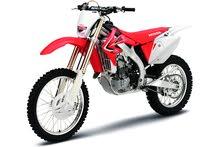 Used Honda motorbike up for sale in Nizwa