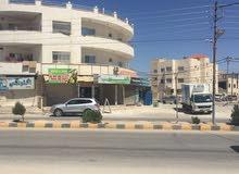 محلات وشقق مميزة للإيجار في المفرق حي الهاشمي تقاطع شارع المهندسين و أيدون بجانب الصالون الأخضر
