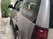 سيارة تاهو ltz مكفولة من الصبغ والضربة السيارة باسمي رقم بصرة والسيارة موجودة في بغداد