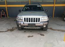 180,000 - 189,999 km Jeep Grand Cherokee 2004 for sale