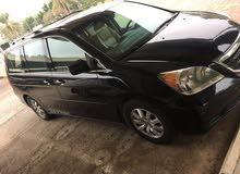 Automatic Black Honda 2009 for sale