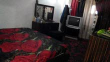 شقة للبيع في عمرات البلغار الخمس تتكون من غرفتين وصالة ومطبخ نظام بوفي وحمام ا