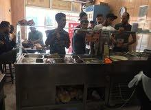 مطعم و قهوة للبيع في ماركا الشمالية