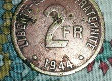 2 franc français