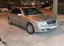 Mercedes Benz CL 320 2002 For Sale