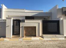 منزل للبيع عين زارة بالقرب 4 شوارع زويته مقسم قطران السعر ( 330 ) الف