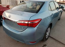 Used condition Toyota Corolla 2015 with 50,000 - 59,999 km mileage