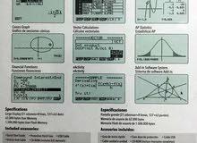 الالة الحاسبة كاسيو Graphic calculator FX-9860GII جديدة للبيع