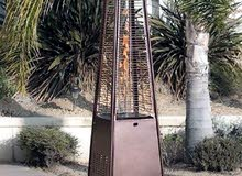 Pyramid Outdoor Patio Heater (square)