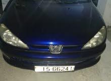بيجو 206 جير عادي ماتور 1600 موديل 2001